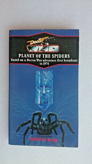Doctor Who and the Planet of the Spiders by Terrance Dicks (Paperback, 1991)
